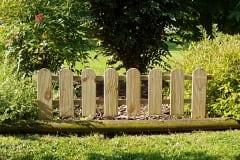 Steccato di bordura modello mini