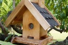 Casette in legno per uccelli per Tordo