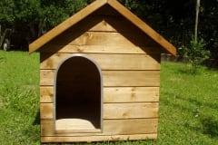 Cuccia in legno per cane