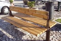 Panca Atlante, doppia seduta