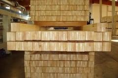 Produzione del legno lamellare