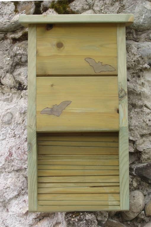 Casette per Pipistrelli in Legno